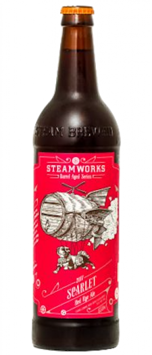 Scarlet by Steamworks Brewing Company in British Columbia, Canada