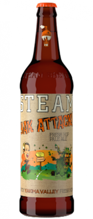 Yak Attack by Steamworks Brewing Company in British Columbia, Canada
