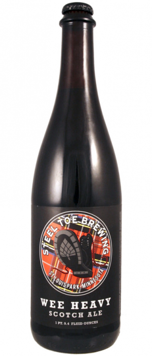 Wee Heavy by Steel Toe Brewing in Minnesota, United States