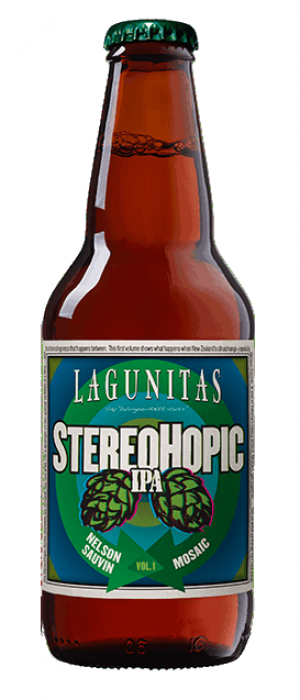 Stereohopic: Vol. 1 by Lagunitas Brewing Company in California, United States