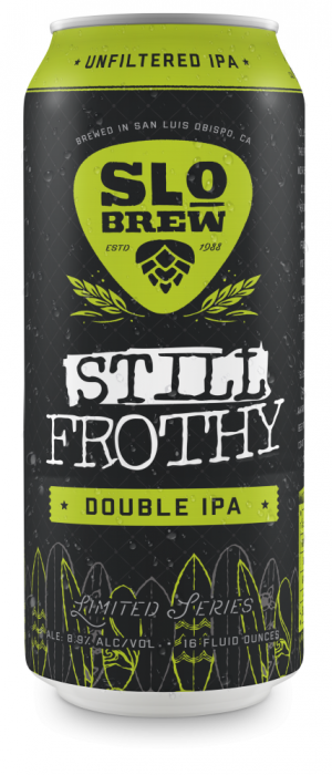 Still Frothy by SLO Brew in California, United States