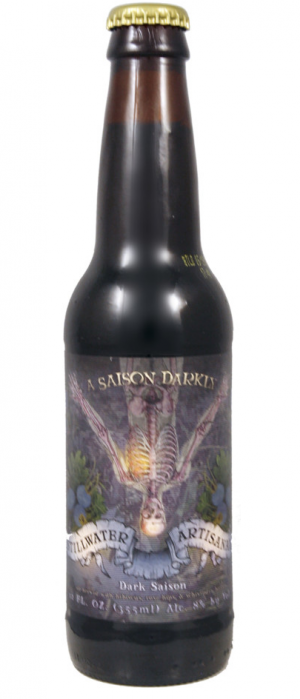 A Saison Darkly by Stillwater Artisanal Ales in Maryland, United States