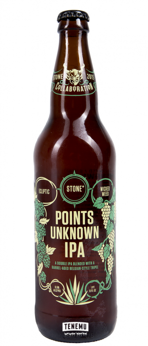 Ecliptic/ Wicked Weed/ Stone Points by Stone Brewing in California, United States
