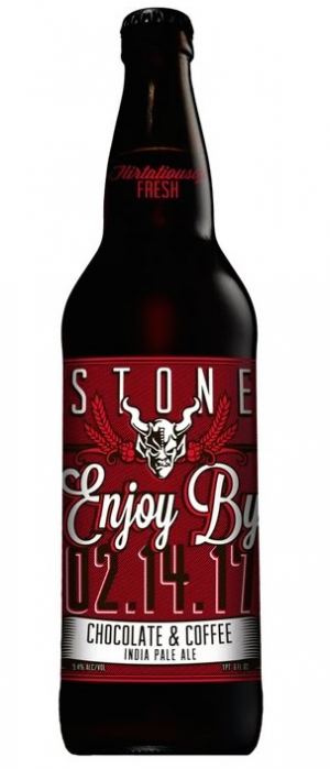 Stone Enjoy By 02.14.17 by Stone Brewing in California, United States