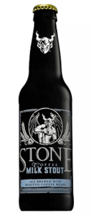 Stone Coffee Milk Stout by Stone Brewing in California, United States