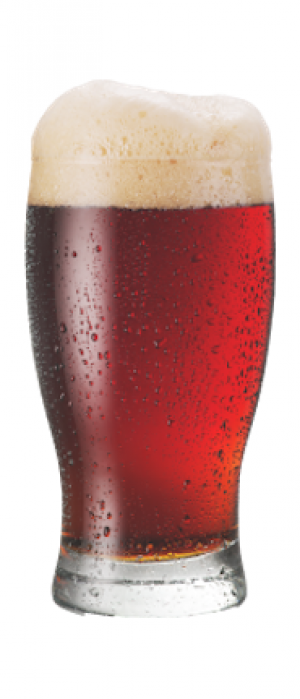 Stonegate Red Ale by Wild Rose Brewery in Alberta, Canada