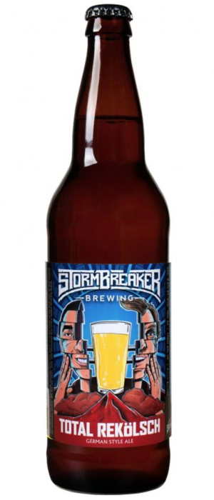 Total ReKolsch by StormBreaker Brewing in Oregon, United States
