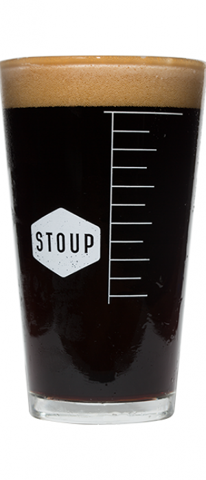 Robust Porter by Stoup Brewing in Washington, United States