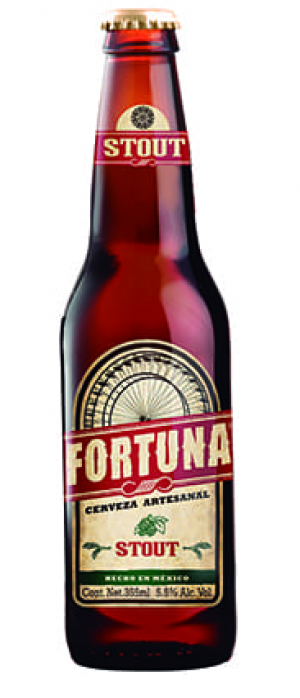 Stout by Ceveza Fortuna in Jalisco, Mexico