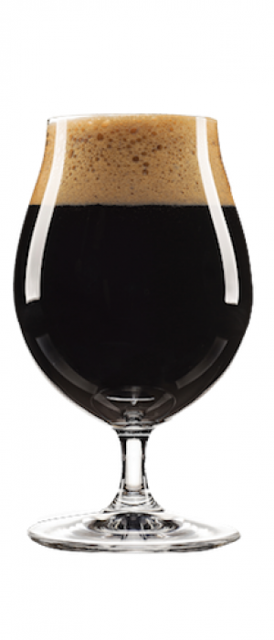 Stout impérial by La Barberie in Québec, Canada
