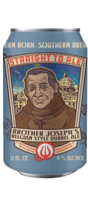Brother Joseph's Belgian Style Dubbel by Straight To Ale in Alabama, United States
