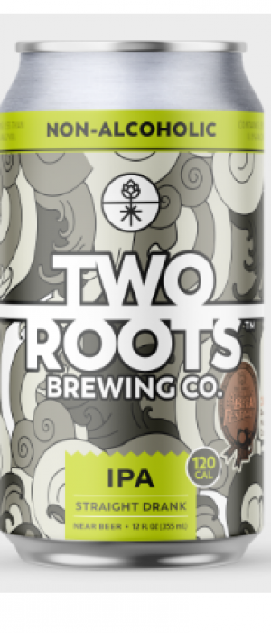 Straight Drank IPA by Two Roots Brewing in California, United States