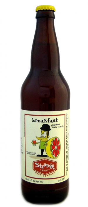 Breakfast Grapefruit IPA