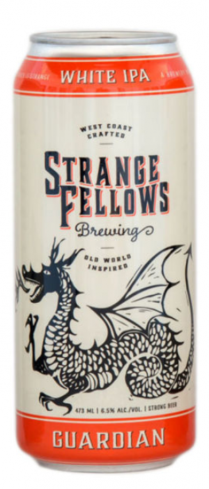 Guardian by Strange Fellows Brewing in British Columbia, Canada