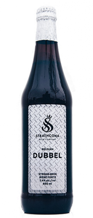Belgian Dubbel by Strathcona Beer Company in British Columbia, Canada