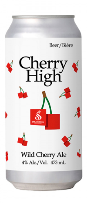 Cherry High by Strathcona Beer Company in British Columbia, Canada