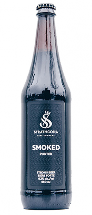 Smoked Porter by Strathcona Beer Company in British Columbia, Canada