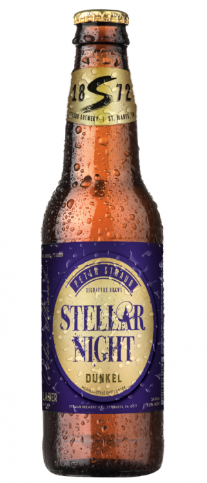 Stellar Night by Straub Brewery in Pennsylvania, United States