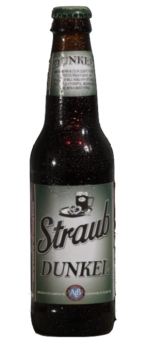 Straub Dunkel by Straub Brewery in Pennsylvania, United States