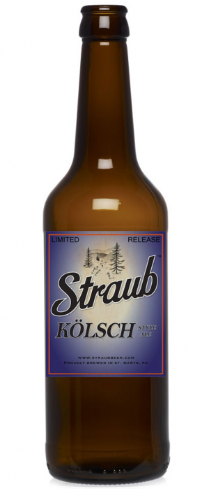 Straub Kölsch by Straub Brewery in Pennsylvania, United States