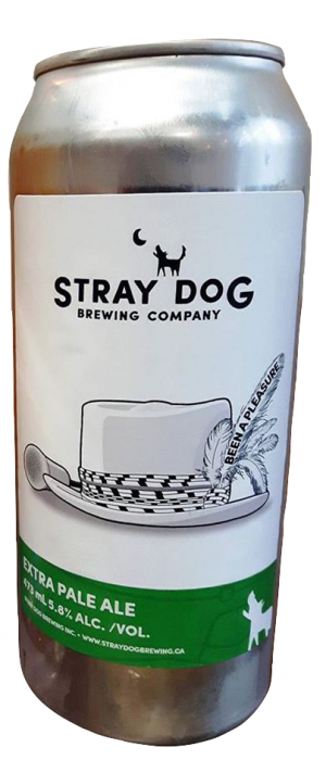 Been A Pleasure by Stray Dog Brewing Company in Ontario, Canada