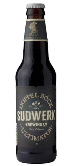 Doppel Bock Ultimator by Sudwerk Brewing Company in California, United States