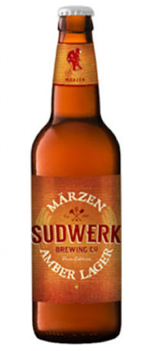 Märzen Amber Lager by Sudwerk Brewing Company in California, United States