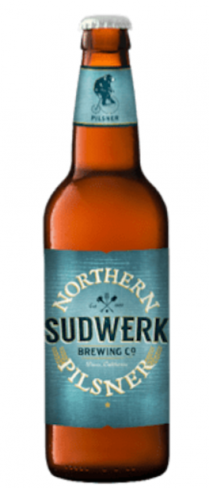 Northern Pilsner by Sudwerk Brewing Company in California, United States