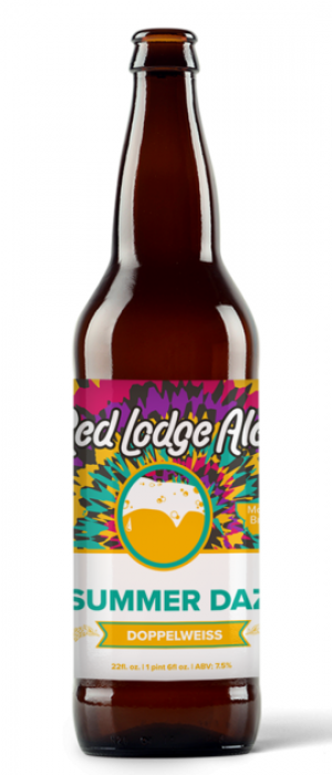 Summer Daze Doppelweiss by Red Lodge Ales Brewing Company in Montana, United States
