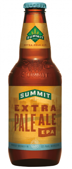 Extra Pale Ale by Summit Brewing Company in Minnesota, United States