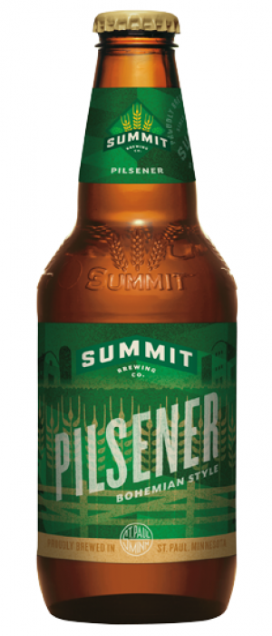 Pilsener by Summit Brewing Company in Minnesota, United States