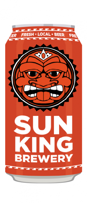 8 Berliner Weisse by Sun King Brewing in Indiana, United States