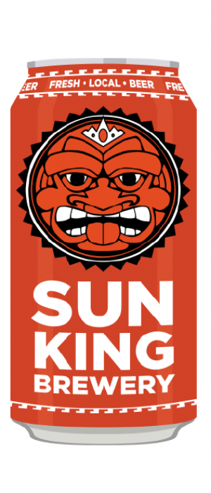 Cowbell Milk Porter by Sun King Brewing in Indiana, United States