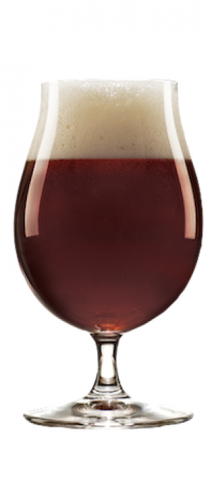 Barrel Aged Raging Willie with Cherries by Sunriver Brewing Company in Oregon, United States