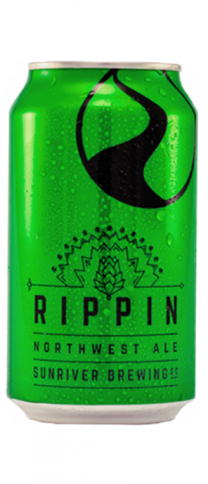 Rippin Northwest Ale by Sunriver Brewing Company in Oregon, United States