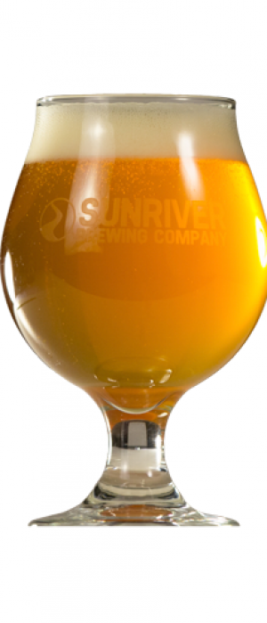 Tectonic Triple IPA by Sunriver Brewing Company in Oregon, United States
