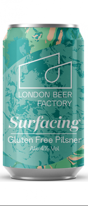 Surfacing by London Beer Factory in London - England, United Kingdom