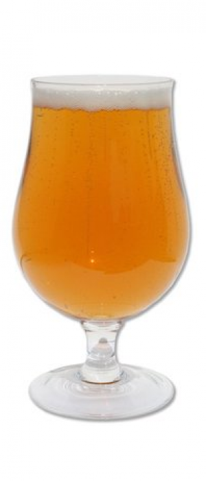 Sweet Dreams Wheat with White Tea, Peach, Ginger & Lemon Zest by Grain & Grit Beer Co. in Ontario, Canada