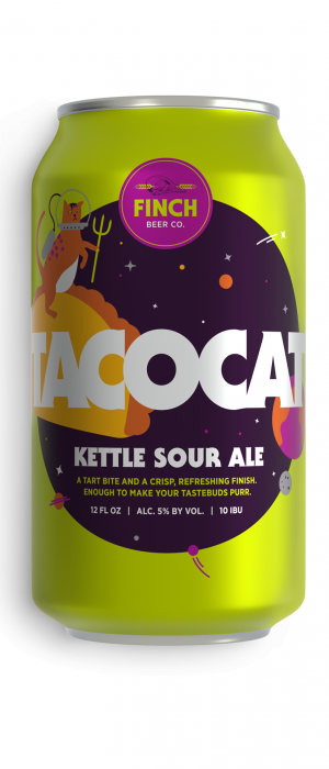 Tacocat by Finch Beer Co. in Illinois, United States