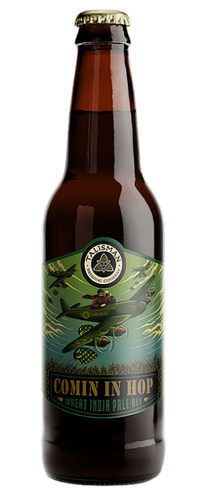 Comin in Hop by Talisman Brewing Company in Utah, United States