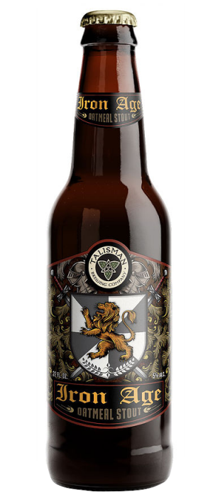 Iron Age by Talisman Brewing Company in Utah, United States