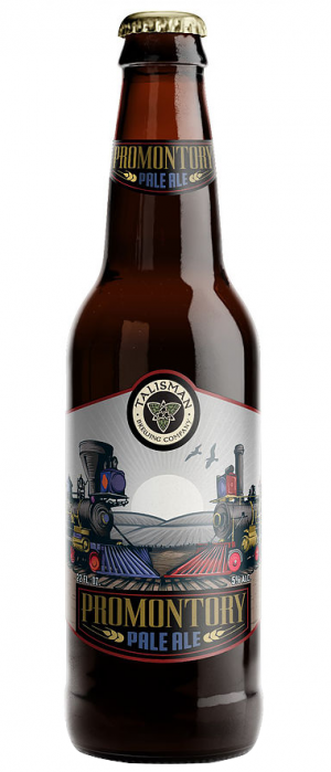 Promontory Pale Ale by Talisman Brewing Company in Utah, United States