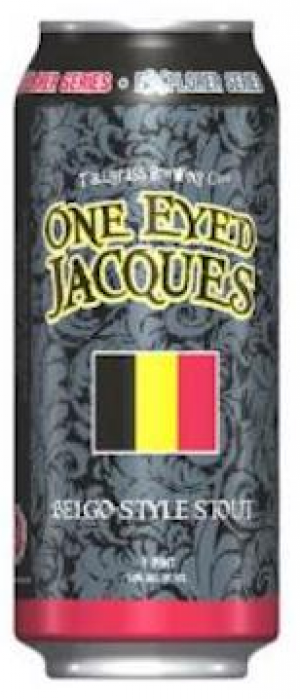 One-Eyed Jacques by Tallgrass Brewing Company in Kansas, United States