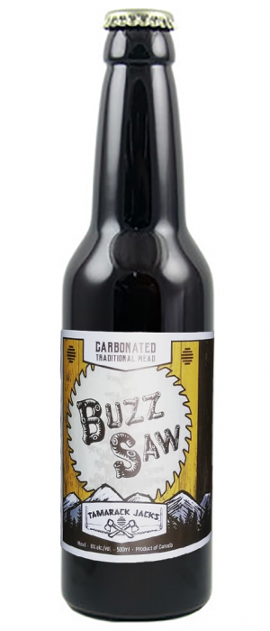 Buzz Saw Carbonated Mead