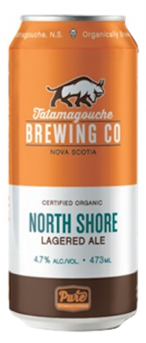 North Shore Lagered Ale by Tatamagouche Brewing Company in Nova Scotia, Canada