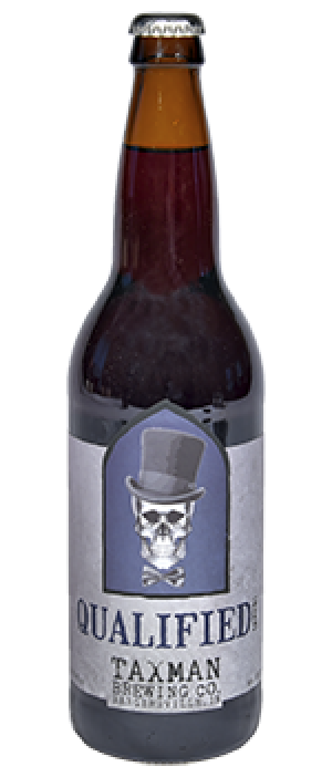 Barrel-Aged Qualified by Taxman Brewing Company in Indiana, United States