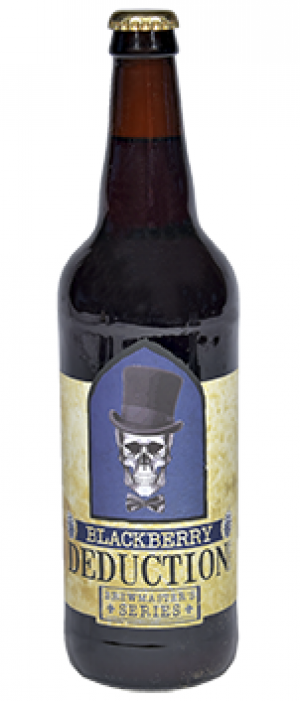 Blackberry Deduction by Taxman Brewing Company in Indiana, United States