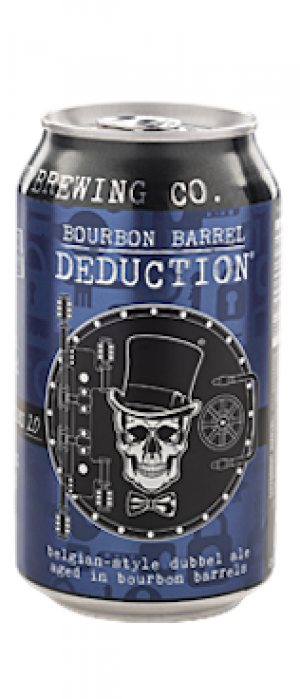 Bourbon Barrel Deduction by Taxman Brewing Company in Indiana, United States