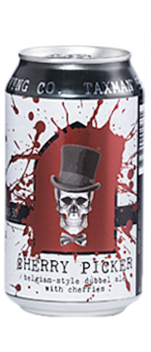 Cherry Picker by Taxman Brewing Company in Indiana, United States