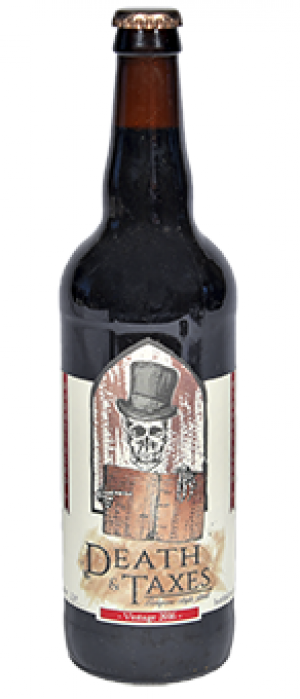 Death & Taxes by Taxman Brewing Company in Indiana, United States